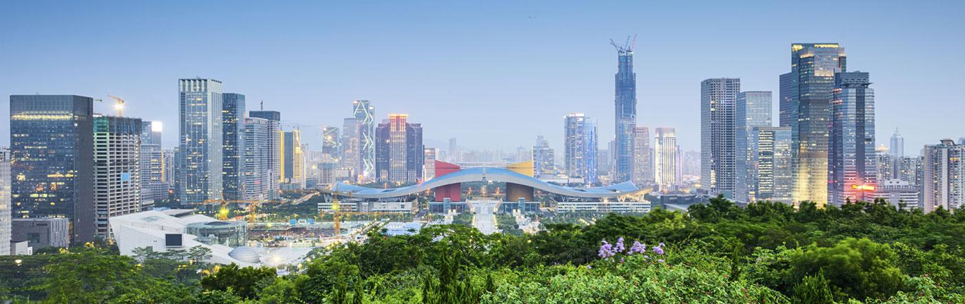 Çin - Shenzhen Oteller