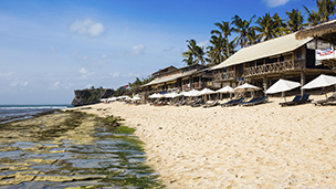 Indonezja - Liczba hoteli Kuta