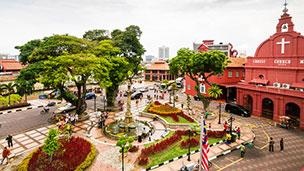 マレーシア - マラッカ ホテル