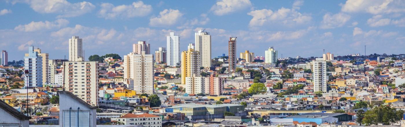 Brazylia - Liczba hoteli Indaiatuba