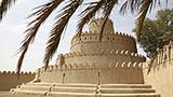 Zjednoczone Emiraty Arabskie - Liczba hoteli Al Ain