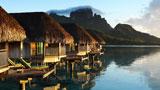 Polinesia Prancis - Hotel BORA BORA
