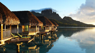 French Polynesia - Bora Bora hotels