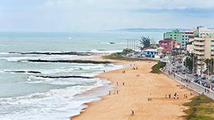 Brazylia - Liczba hoteli Macae