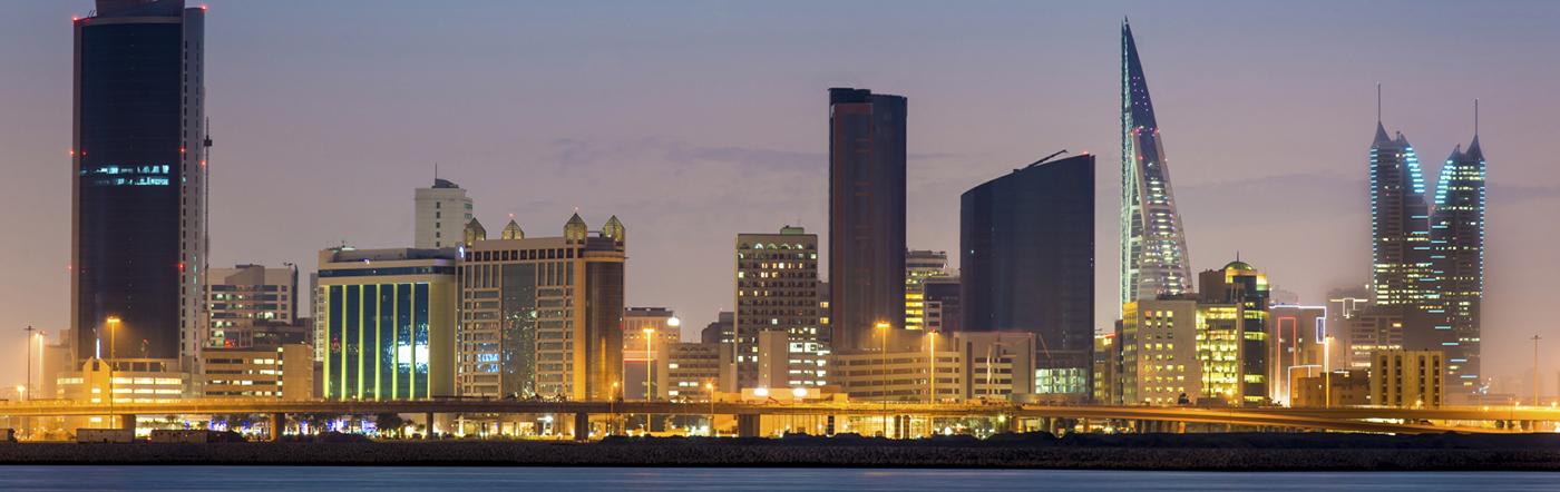 Bahrein - Hotels Manamah
