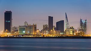 Bahrajn - Liczba hoteli Manama