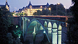 Luxemburg - Hotels Findel