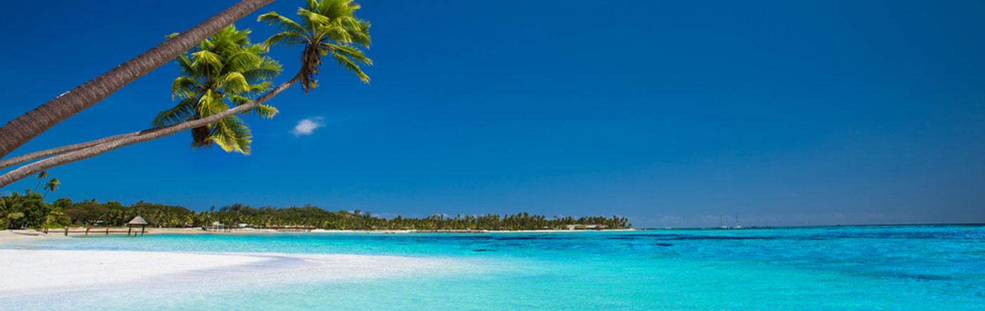 Французская Полинезия - отелей Таити