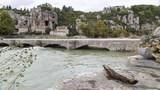 Francja - Liczba hoteli le Pouzin