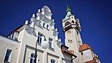 Polska - Liczba hoteli Sopot