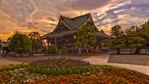 Japon - Hôtels Narita