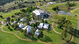 Australien - Hotell Mount Buller