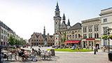 Belgia - Liczba hoteli Aalst