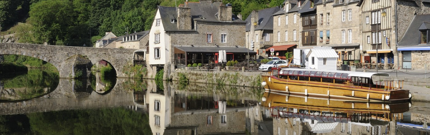 Frankrike - Hotell Lanvallay