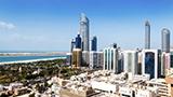 Zjednoczone Emiraty Arabskie - Liczba hoteli Zjednoczone Emiraty Arabskie