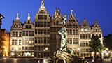 Belgia - Liczba hoteli Belgia