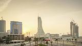 Bahrajn - Liczba hoteli Bahrajn