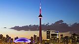 Kanada - Liczba hoteli Kanada