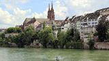 Szwajcaria - Liczba hoteli Szwajcaria
