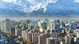 Chile - Liczba hoteli Chile