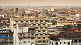 Kamerun - Liczba hoteli Kamerun