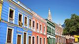 Kolumbia - Liczba hoteli Kolumbia