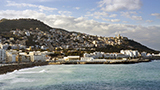 Algieria - Liczba hoteli Algieria
