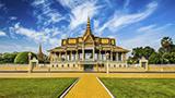 カンボジア - カンボジア ホテル