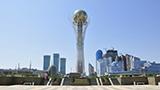 Kazajstán - Hoteles Kazajstán