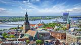 Letônia - Hotéis Letônia
