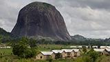 Nigeria - Liczba hoteli Nigeria