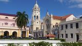 Panama - Liczba hoteli Panama