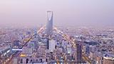 Arabia Saudyjska - Liczba hoteli Arabia Saudyjska