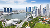 Singapour - Hôtels Singapour