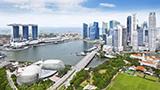 Singapur - Liczba hoteli Singapur