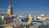 Tunezja - Liczba hoteli Tunezja