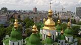 Ukraina - Liczba hoteli Ukraina