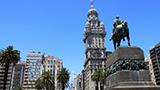 Urugwaj - Liczba hoteli Urugwaj