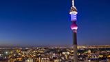 Republika Południowej Afryki - Liczba hoteli Republika Południowej Afryki
