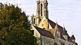 Francja - Liczba hoteli AISNE