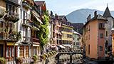 Francja - Liczba hoteli HAUTE-SAVOIE
