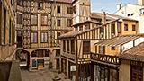 Francja - Liczba hoteli HAUTE-VIENNE
