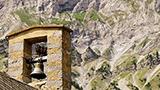 Francja - Liczba hoteli Hautes Alpes