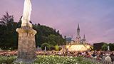 Francja - Liczba hoteli HAUTES-PYRENEES