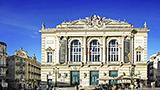 Francja - Liczba hoteli HERAULT