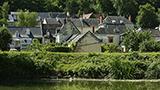 Francja - Liczba hoteli INDRE
