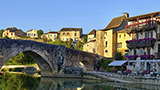 Francja - Liczba hoteli LOT-ET-GARONNE