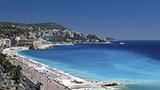 Francja - Liczba hoteli Alpes Maritimes