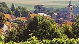 Francja - Liczba hoteli ARDENNES