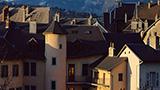 Francja - Liczba hoteli SAVOIE